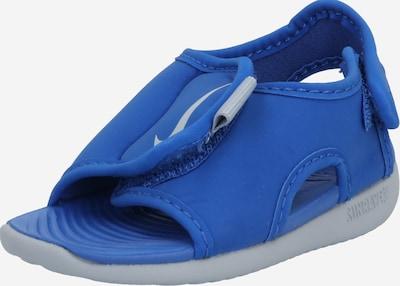 "Sandalai 'Sunray Adjust 5 V2' iš NIKE , spalva - sodri mėlyna (""karališka"") / pilka, Prekių apžvalga"