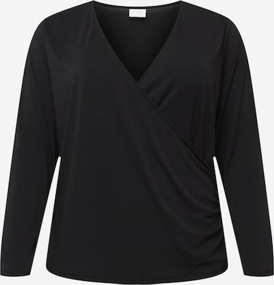 Tricou 'NAYELI' Vila Curve pe negru, Vizualizare produs