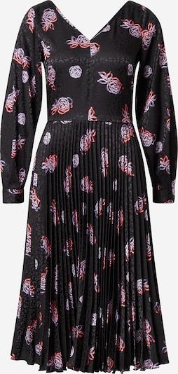 Closet London Sukienka koktajlowa w kolorze fioletowy / łososiowy / czarnym, Podgląd produktu