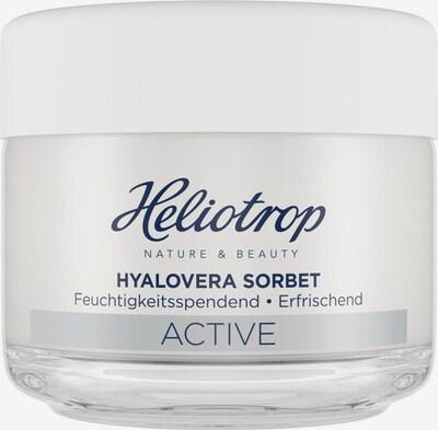 Heliotrop Creme 'Hyalovera' in weiß, Produktansicht
