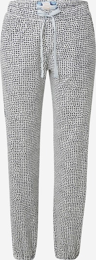 sötétkék / fehér TRIUMPH Pizsama nadrágok 'Mix & Match', Termék nézet