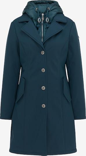 Palton de iarnă DreiMaster Klassik pe verde petrol, Vizualizare produs