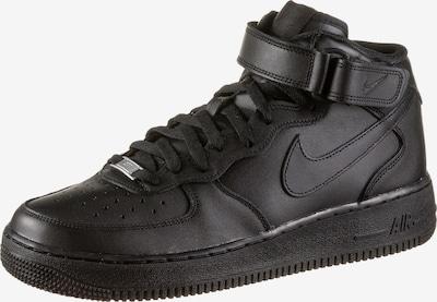 Sneaker înalt 'Air Force 1 Mid '07' Nike Sportswear pe negru, Vizualizare produs