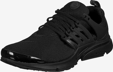 Chaussure de sport 'Air Presto' Nike Sportswear en noir