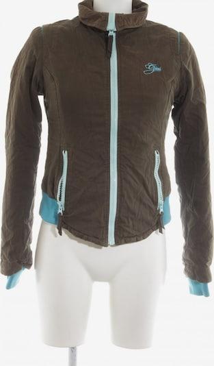 Gsus Sindustries Jacket & Coat in XS in Turquoise / Brown, Item view