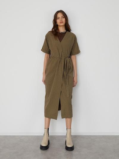 LeGer by Lena Gercke Kleid 'Chiara ' in braun, Modelansicht