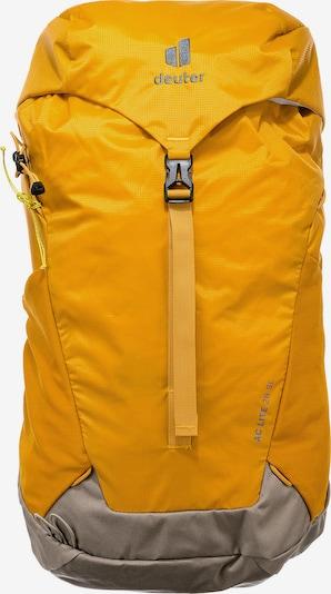 DEUTER Wanderrucksäcke in gelb, Produktansicht