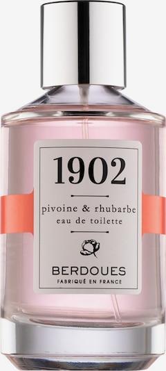 Berdoues Pivoine & Rhubarbe Eau de Toilette in pink / silber, Produktansicht