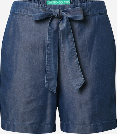 UNITED COLORS OF BENETTON Shorts in blau, Produktansicht