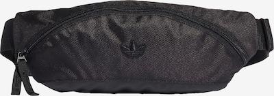 ADIDAS ORIGINALS Sportgürteltasche in schwarz, Produktansicht
