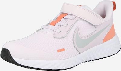 NIKE Športová obuv 'Revolution 5' - pastelovo zelená / svetlofialová / oranžová, Produkt