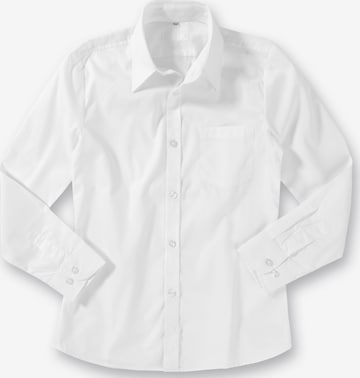 WEISE Button Up Shirt in White