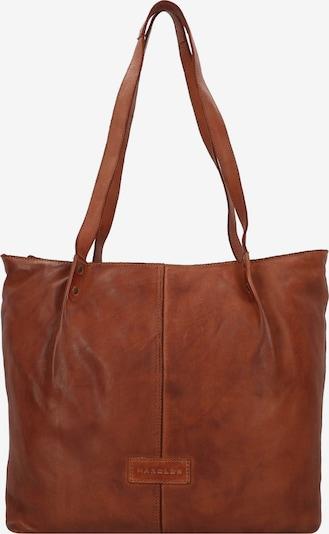 Harold's Tasche in braun, Produktansicht