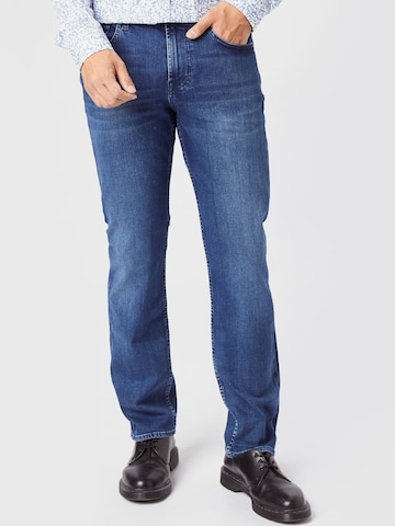7 for all mankind Jeans 'SLIMMY R Legend Dark Blue' in Blue