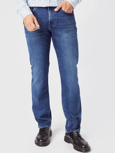 7 for all mankind Jeans 'SLIMMY R Legend Dark Blue' in dunkelblau, Modelansicht