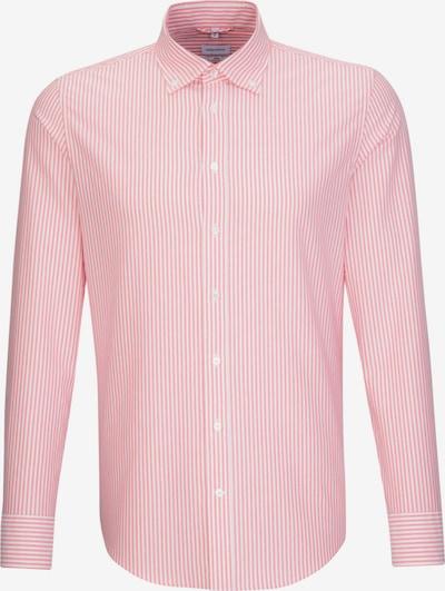 SEIDENSTICKER Business Hemd ' Slim ' in pink, Produktansicht