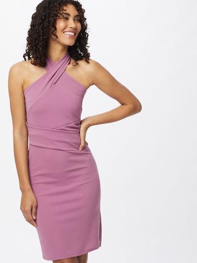 WAL G. Kleid in lila, Modelansicht