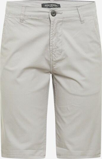 SHINE ORIGINAL Pantalon en gris, Vue avec produit