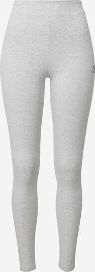 Leggings ADIDAS ORIGINALS pe gri deschis, Vizualizare produs