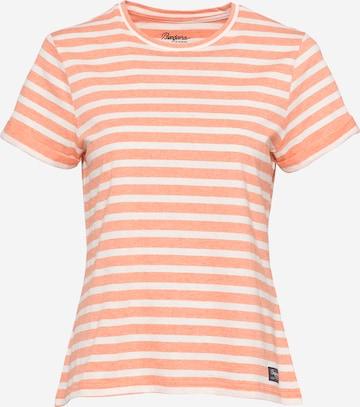 oranžinė Bergans Sportiniai marškinėliai 'Oslo'