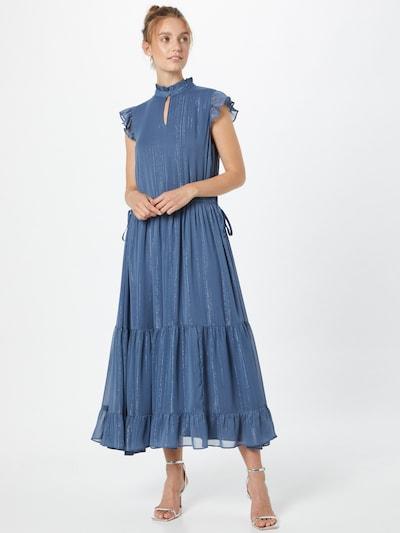 BRUUNS BAZAAR Košilové šaty 'Senna Ofia' - chladná modrá, Model/ka