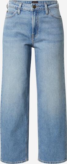 Lee Jeans in blue denim, Produktansicht