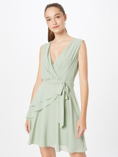 TFNC Kleid 'RHEA' in mint, Modelansicht