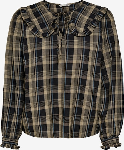 ONLY Bluse 'Fiona' in beige / blau / grau / taupe / anthrazit, Produktansicht