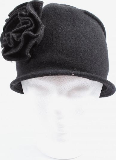 Seeberger Wollhut in XL in schwarz, Produktansicht