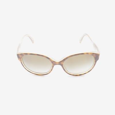 Miu Miu Sunglasses in One size in Beige, Item view