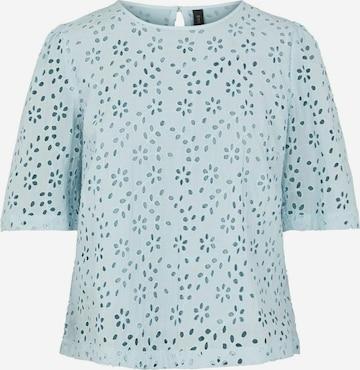 Y.A.S Shirt 'KORISCH' in Blue