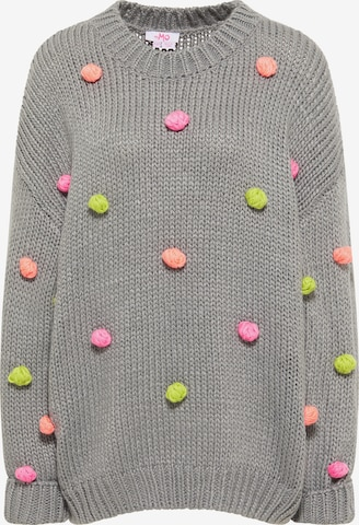 MYMO Oversized Sweater in Grey
