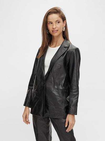 Y.A.S Blazer 'Lisava' in schwarz, Modelansicht