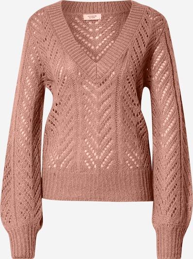 JACQUELINE de YONG Pullover 'HELENE' in altrosa, Produktansicht