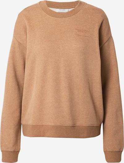 Marc O'Polo DENIM Sweatshirt in de kleur Bruin, Productweergave