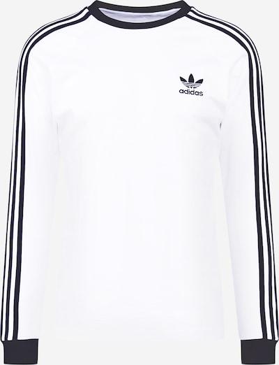 ADIDAS ORIGINALS Camiseta en negro / blanco, Vista del producto