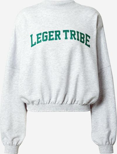 LeGer by Lena Gercke Sweat-shirt 'Milla' en gris / gris chiné, Vue avec produit