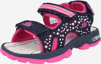 LICO Open schoenen 'SPOTLIGHT V' in de kleur Marine / Pink, Productweergave
