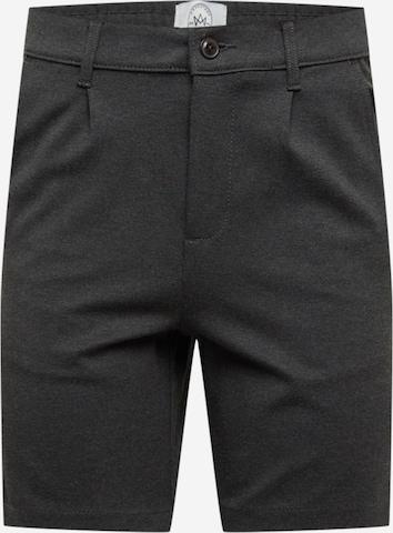 Pantalon à pince Kronstadt en gris
