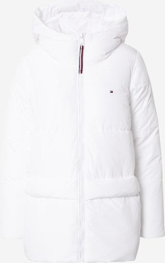 TOMMY HILFIGER Jacke 'SORONA' in weiß, Produktansicht