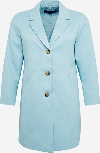 Vero Moda Curve Manteau mi-saison 'ALACINDY' en bleu clair, Vue avec produit