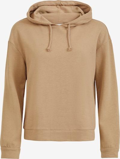VILA Sweatshirt 'Rustie' in sand, Produktansicht