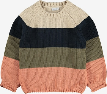 NAME IT Sweater 'Olimpia' in Mixed colors