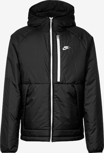 Nike Sportswear Funktionsjacke 'Legacy' in schwarz / weiß, Produktansicht