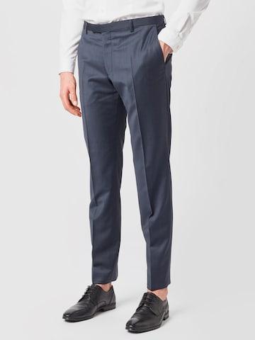 Pantaloni con piega frontale 'Blayr' di JOOP! in blu