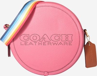 Borsa a tracolla COACH di colore blu colomba / blu neon / giallo neon / corallo / rosa scuro, Visualizzazione prodotti