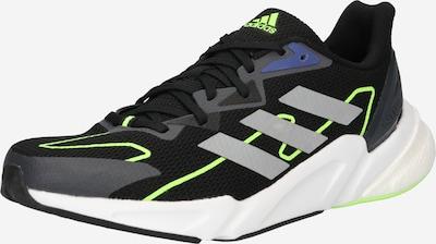 Sneaker de alergat ADIDAS PERFORMANCE pe gri fumuriu / verde neon / negru, Vizualizare produs