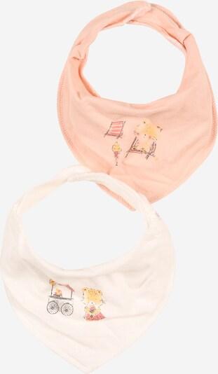 NAME IT Podbradak za bebe 'YVETTEHAIFA' u roza / bijela, Pregled proizvoda