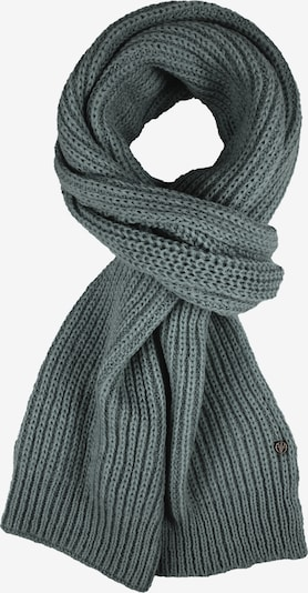 LOEVENICH Strickschal ' Cozy Winter ' in grün, Produktansicht