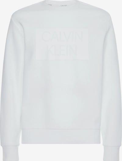 Calvin Klein Sweatshirt in de kleur Wit, Productweergave